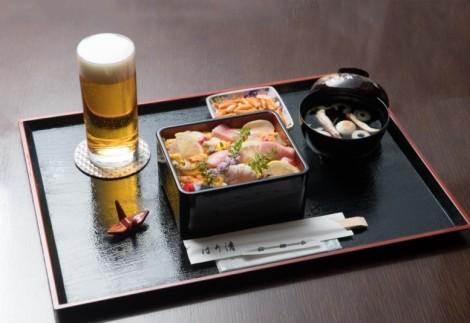 上ちらし寿司 縮小